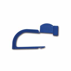IMS Container Zubehör Verschlußplomben 100St ./Pkg. Blau M Version IMCOM-SEAL