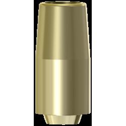 Bar Abutment Gold
