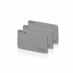 Diamantschärfkarten - Set aus 3 Karten DSCSET