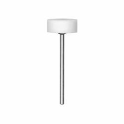 Schleifstein Nr.304 Aluminiumoxid-Stein für Handstück, 6 x 16mm SS304