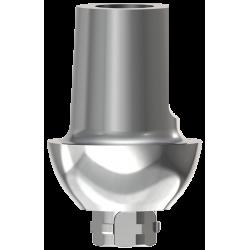 Prepable Ti Abutment 3 mm 0° - Pre-molar 31287