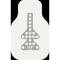 NeoGen PTFE Membrane.Ti-Rein- forced-M I 64011