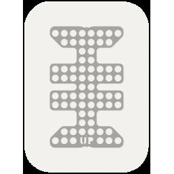NeoGen Ti Reinforced Membrane - L 64014