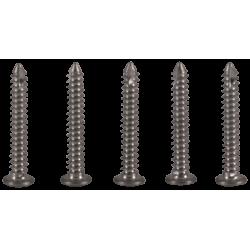 Pro-fix Self-Tapping Bone Fixation Screws, 5 Stk. 1.5mm x 10mm PFB10-5